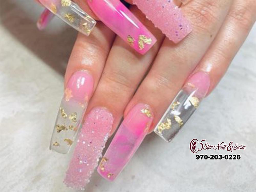 5 Star Nails & Lashes - Nail salon Loveland, CO 80538